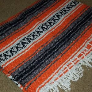 Stripped Throw